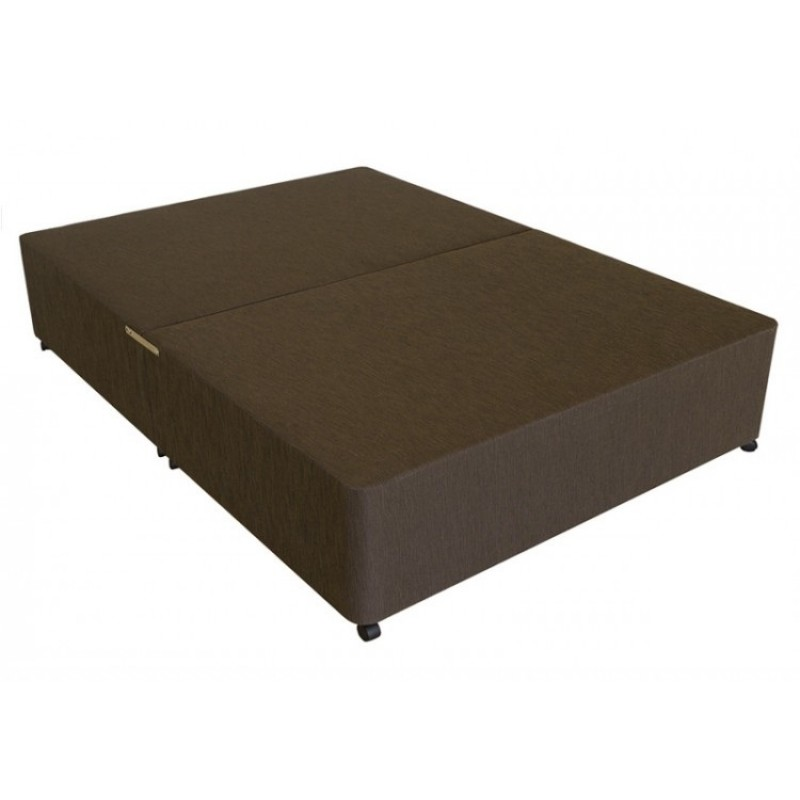 Standard divan base only single 3 39 for Single divan base only with drawers