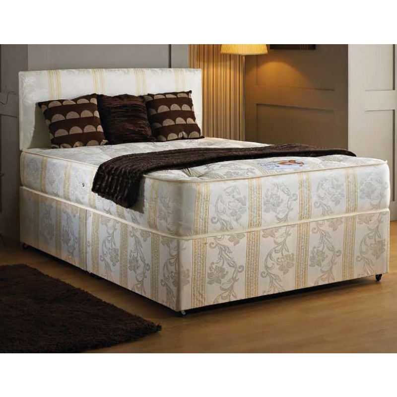Luxury duchess orthopaedic divan bed 4 39 6 for 4 6 divan beds