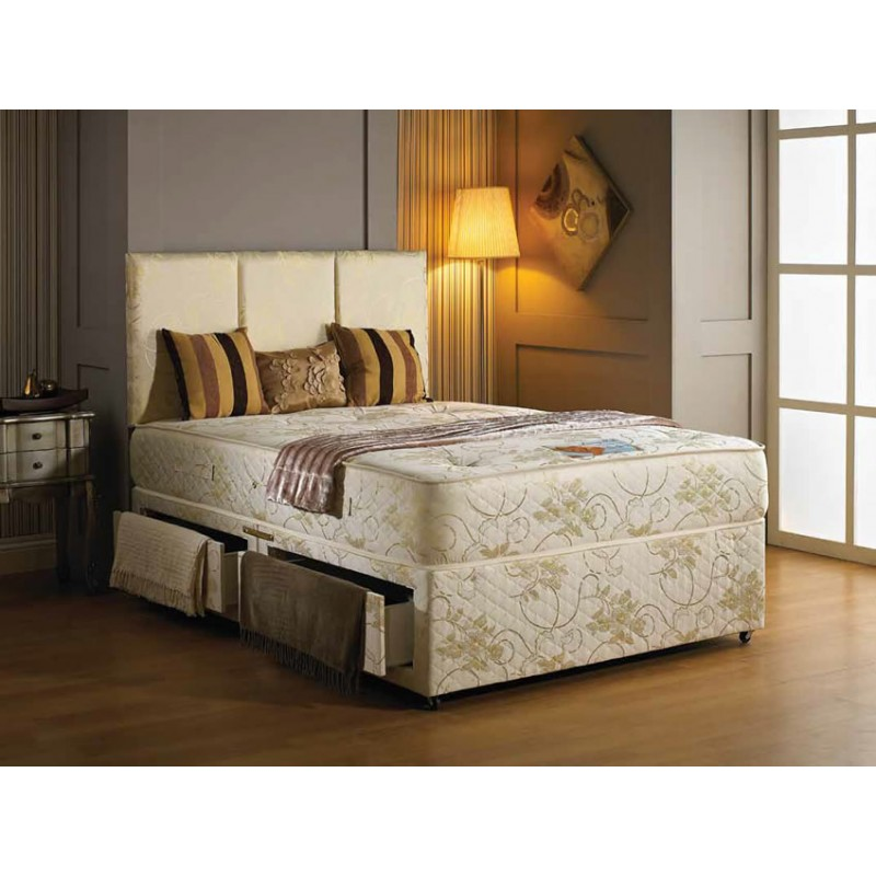 Luxury duke divan bed 2 39 6 small single 2 39 6 for Small single divan bed