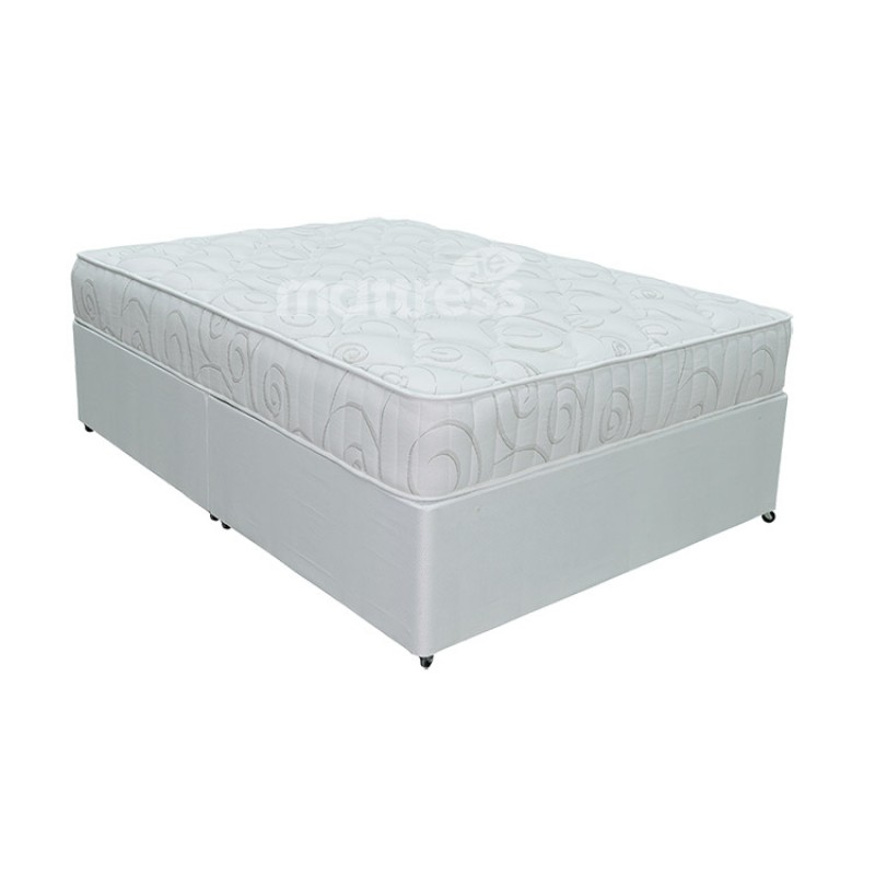 Health Sense Memory Foam Divan Bed Double 4 39 6