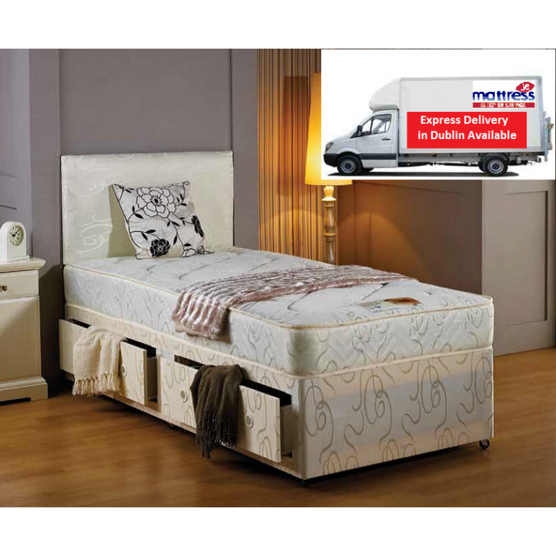 Mayfair divan bed single 3 39 single 3 39 divan beds beds Divan single beds
