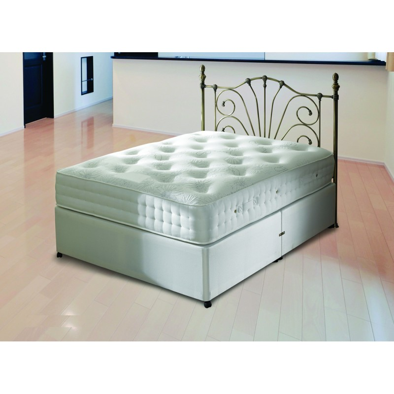 Winchester 3000 pocket divan bed double 4 39 6 double for 4 6 divan beds