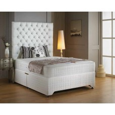 Luxury Kensington Memory Divan Bed - (4'6)