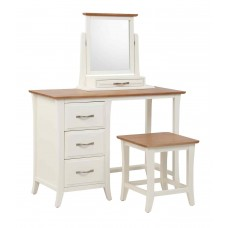 Samara Dressing Table Mirror with Drawer