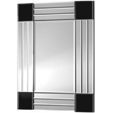 Rectangular Mirror - 8012BK