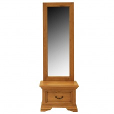 Value Cumbria Cheval Mirror