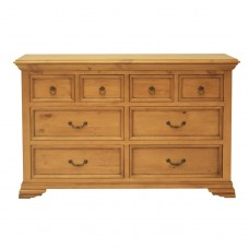 Value Cumbria 8 Drawer Dressing Chest