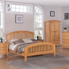 Value Cleveland Bedstead - Double (4'6