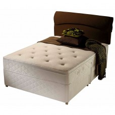 "Silentnight Galaxy Divan Bed - Double (4'6"")"