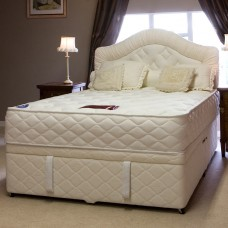 Natural Sleep Serenity Divan - Double (4'6