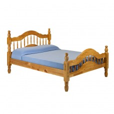 "Naples Bed Frame - Double (4'6"")"