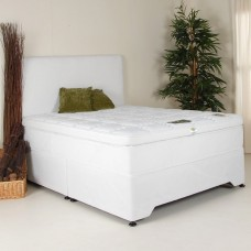 Natural Sleep Nature's Rest Divan - Super King (6')