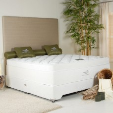 "Natural Sleep Natural Sanctuary Divan - Double (4'6"")"