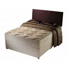 "Silentnight Radiance Divan Bed - Double (4'6"")"