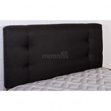 HomeLee Achill Black Headboard