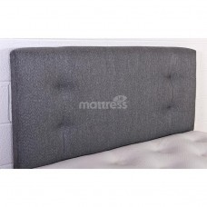 HomeLee Achill Gray Headboard