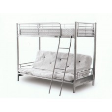 Alaska Futon Bunk With Mattresses