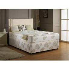 Luxury Ascot Orthopaedic King Size Divan Bed - (5')