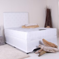 "Natural Sleep Deep Bliss Divan Bed - Double (4'6"")"