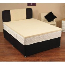 Standard Memory Foam Mattress Topper 2500