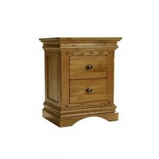Elgin Collection - 2 Drawer Bedside Locker