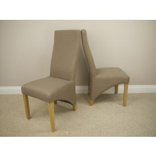 Berry Chairs - Mink