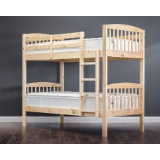 Oklahoma Natural Wood Bunk
