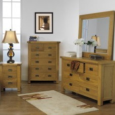 Value Clare 7 Drawer Dresser