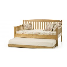 Eleanor High End Honey Oak Bed - Day Bed (3')