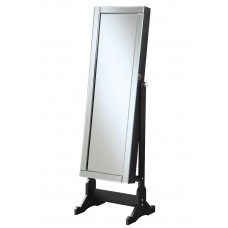 Jewllery Safe Mirror - FB8014 BK