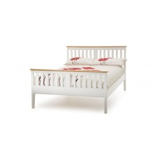 Carmen High End Bed Frame - Super Kingsize (6')