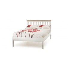Carmen Low End Bed Frame - Double (4'6'')