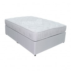 Health Sense Platinum Pocketed Divan Bed - King (5')