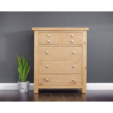 Indiana Pine Collection - 5 Drawer Chest