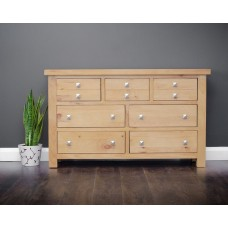 Indiana Pine Collection - 7 Drawer Chest