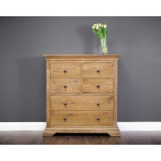 Jersey Oak Collection - 6 DR Chest