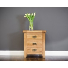 California Oak Collection - 3 Dr Locker