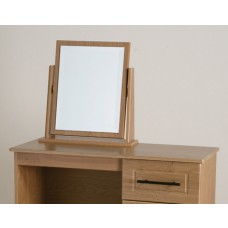 Mya Oak Single Mirror