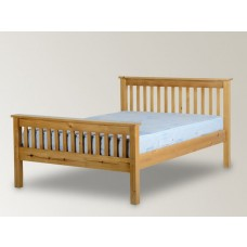 "Monaco Bed Frame - Double (4'6"")"