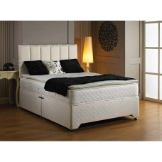 Luxury Oxford Pillow Top Divan Bed - Single (2'6)