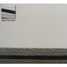 Latex Foam Memory Mattress (4')