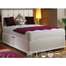 Luxury Royal Pocket Spring Divan Bed - (2'6)