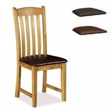 Salisbury Dining Chair with PU Seat