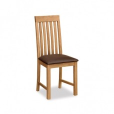 Salisbury Vertical Slatted Chair - Frame Only