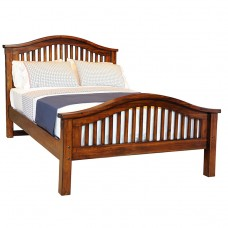 "Value Naples Bedstead - Double (4'6"")"