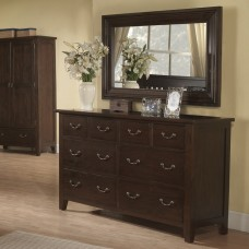Value Boston 8 Drawer Dressing Chest