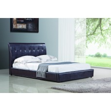 Harmony Siena Leather Bed (5')