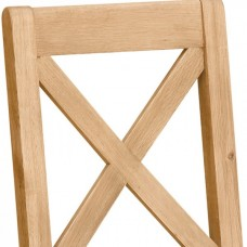 Trinity Cross Back Chair - Frame Only