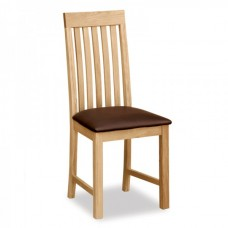 Trinity Vertical Slatted Chair - Frame Only