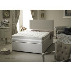 Wentworth Latex Pocket 2000 Divan - Double (4'6'')